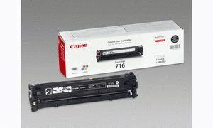Заправка картриджа Canon 716Bk (1980B002)