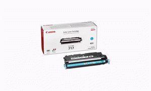Заправка картриджа Canon 717C (2577B002)