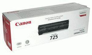 Заправка картриджа Canon 725 (3484B002)