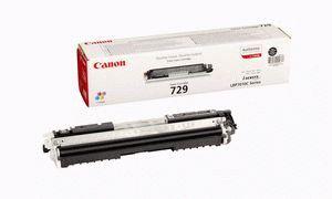 Заправка картриджа Canon 729BK (4370B002)