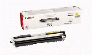 Заправка картриджа Canon 729Y (4367B002)