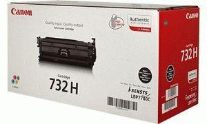 Заправка картриджа Canon 732H (6264B002)