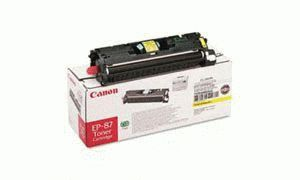 Заправка картриджа Canon EP-87Y (7430A003)