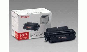 Заправка картриджа Canon FX-7 (7621A002)