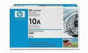 Заправка картриджа HP 10A (Q2610A)