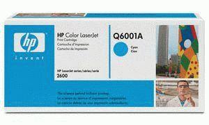 Заправка картриджа HP 124A (Q6001A)