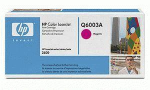 Заправка картриджа HP 124A (Q6003A)