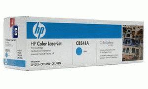 Заправка картриджа HP 125 (CB541A)