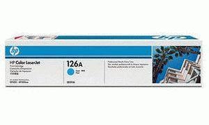 Заправка картриджа HP 126A (CE311A)