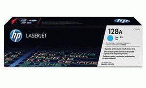 Заправка картриджа HP 128A (CE321A)