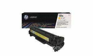 Заправка картриджа HP 131A (CF212A)
