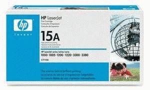 Заправка картриджа HP 15A (C7115A)