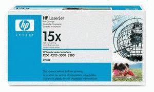 Заправка картриджа HP 15X (C7115X)