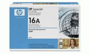 Заправка картриджа HP 16A (Q7516A)