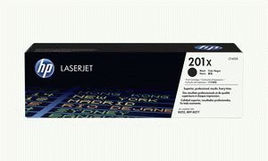 Заправка картриджа HP 201X (CF400X)