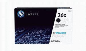 Заправка картриджа HP 26X (CF226X)