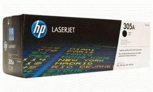 Заправка картриджа HP 305A (CE410A)