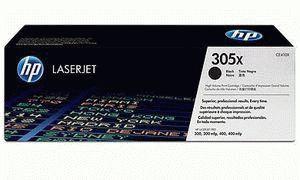 Заправка картриджа HP 305X (CE410X)