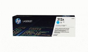 Заправка картриджа HP 312A (CF381A)