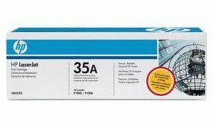 Заправка картриджа HP 35A (CB435A)