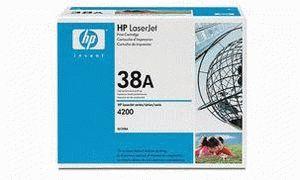 Заправка картриджа HP 38A (Q1338A)