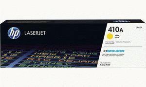 Заправка картриджа HP 410A (CF412A)