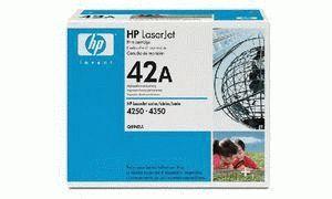 Заправка картриджа HP 42A (Q5942A)