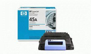 Заправка картриджа HP 45A (Q5945A)