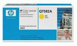 Заправка картриджа HP 503A (Q7582A)