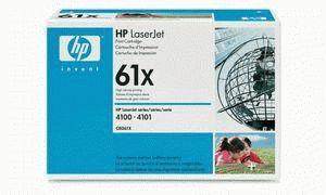 Заправка картриджа HP 61X (C8061X)