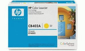 Заправка картриджа HP 642A (CB402A)
