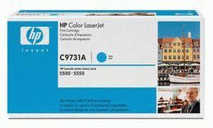 Заправка картриджа HP 645A (C9731A)