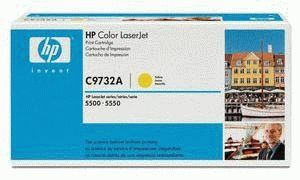 Заправка картриджа HP 645A (C9732A)