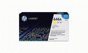 Заправка картриджа HP 646A (CF032A)