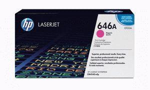 Заправка картриджа HP 646A (CF033A)