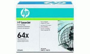 Заправка картриджа HP 64X (CC364X)