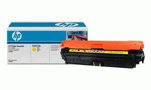 Заправка картриджа HP 650A (CE272A)