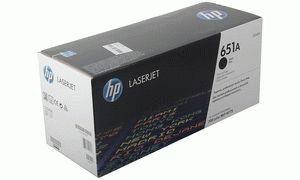 Заправка картриджа HP 651A (CE340A)