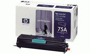 Заправка картриджа HP 75A (92275A)
