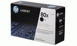 Заправка картриджа HP 80X (CF280X)