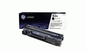 Заправка картриджа HP 83A (CF283A)