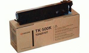 Заправка картриджа Kyocera TK-500K (370PD0KW)