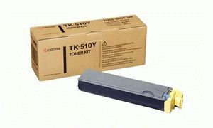 Заправка картриджа Kyocera TK-510Y (1T02F3AEU0)