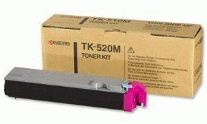 Заправка картриджа Kyocera TK-520M (1T02HJBEU0)