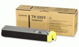 Заправка картриджа Kyocera TK-520Y (1T02HJAEU0)