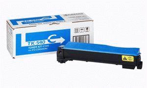 Заправка картриджа Kyocera TK-540C (1T02HLCEU0)