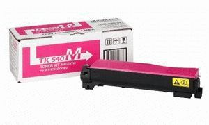 Заправка картриджа Kyocera TK-540M (1T02HLBEU0)