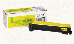 Заправка картриджа Kyocera TK-540Y (1T02HLAEU0)