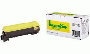 Заправка картриджа Kyocera TK-570Y (1T02HGAEU0)