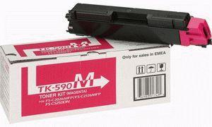 Заправка картриджа Kyocera TK-590M (1T02KVBNL0)